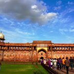 Jahangir Palace or Jahangiri Mahal in Agra Travel Guide