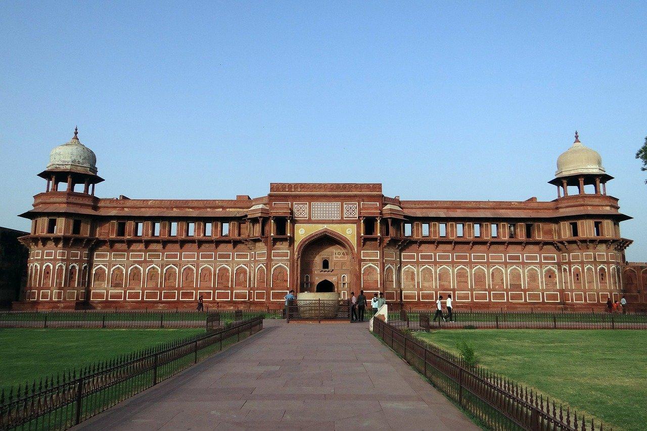 Best Attractions of Agra Fort-Jahangir's Hauz