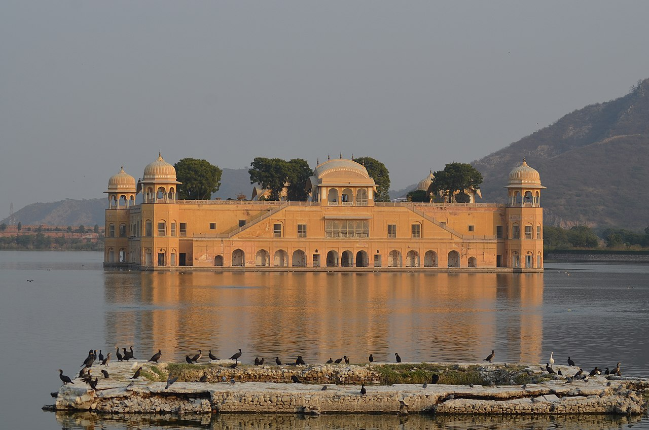 Beautiful Palace To Stay In Rajasthan-Jai Mahal Palace