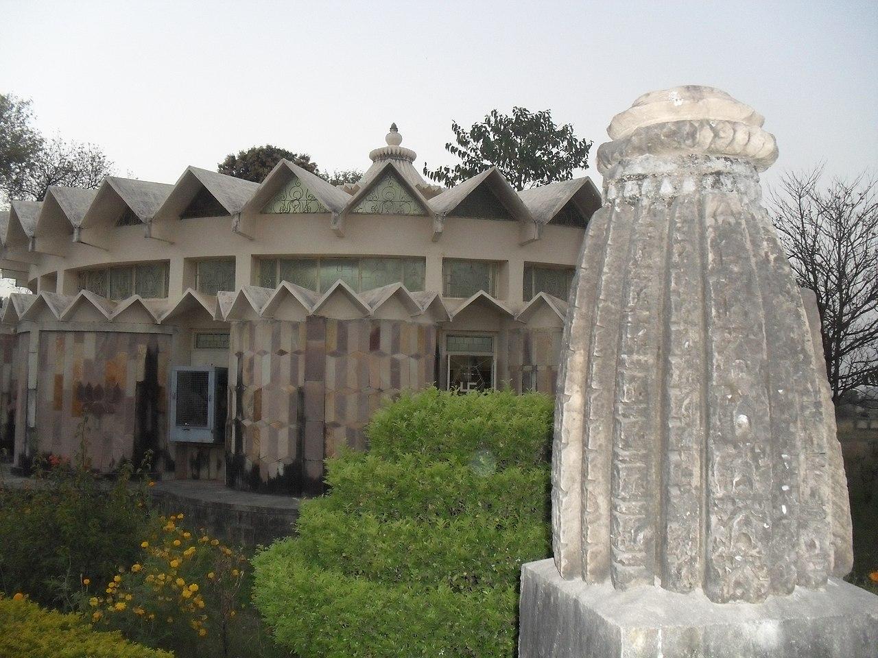 Top Place Located Near Parasnath Hills-Jain Museum, Jharkhand