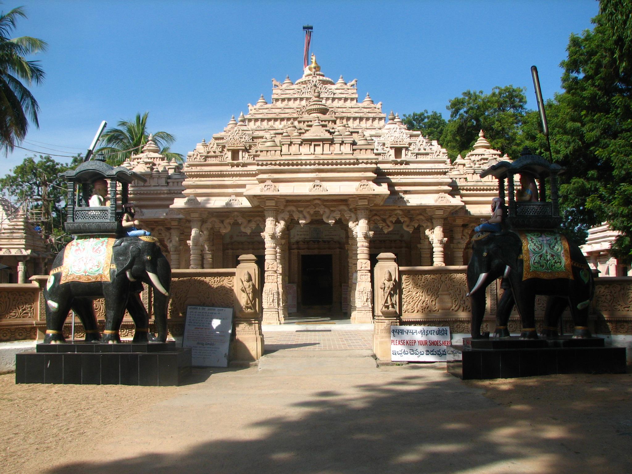Jain Temple Place to Visit in Warangal