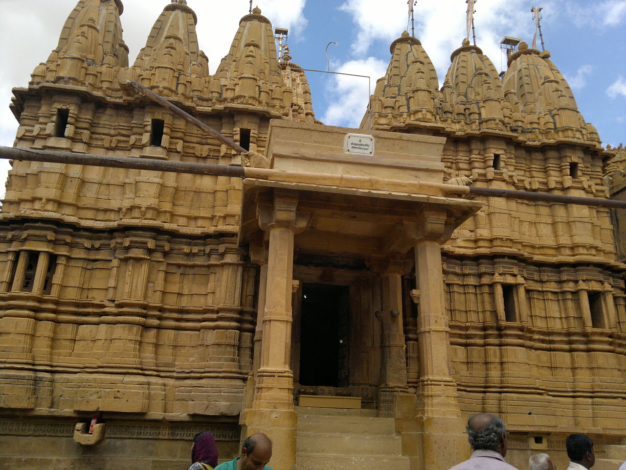 Famous Tourist Place to Visit in Jaisalmer, Rajasthan-Jain Temples