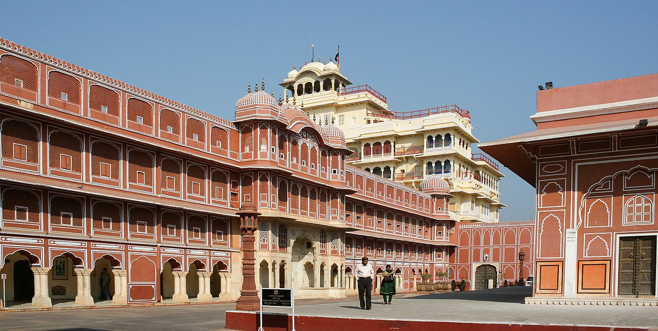 Nice Places For A Two Day Trips From Delhi-Jaipur, City Palace