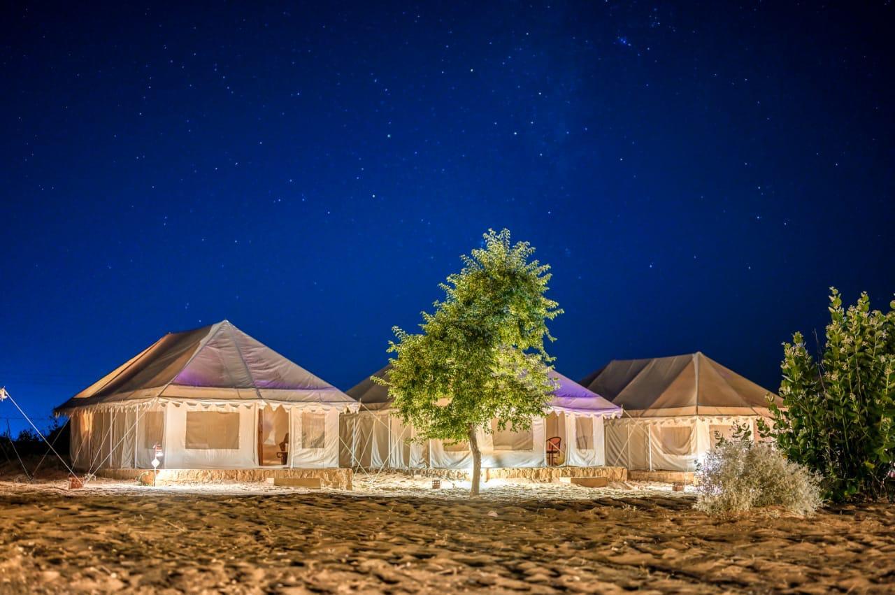 Jaisalmer Tour Camp