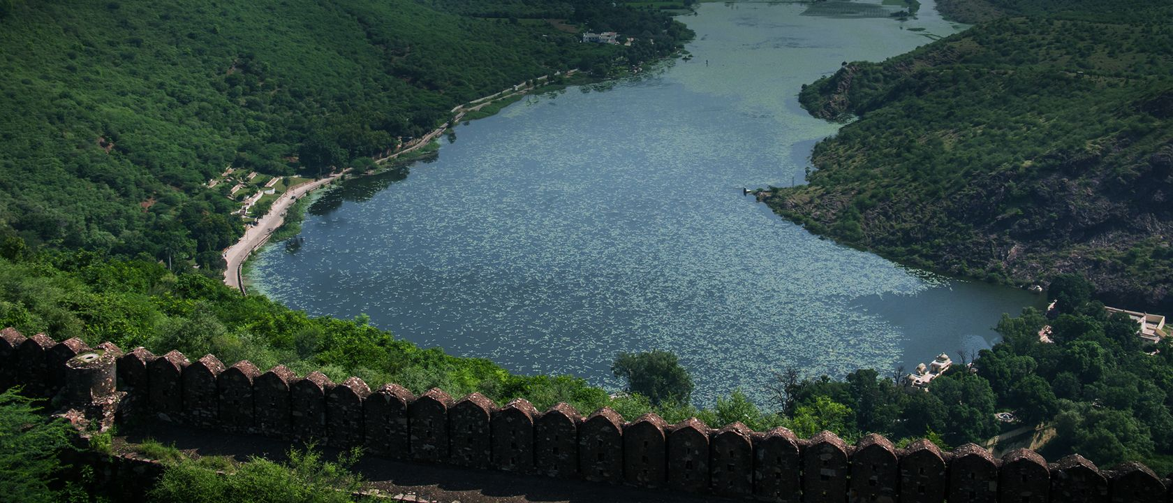Sight-Seeing Destination in Bundi-Jait Sagar Lake