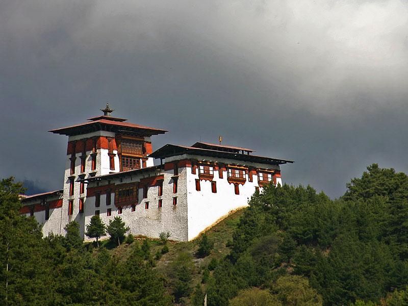 Beautiful Weekend Getaways from Coochbehar-Jakar, Jakar Dzong