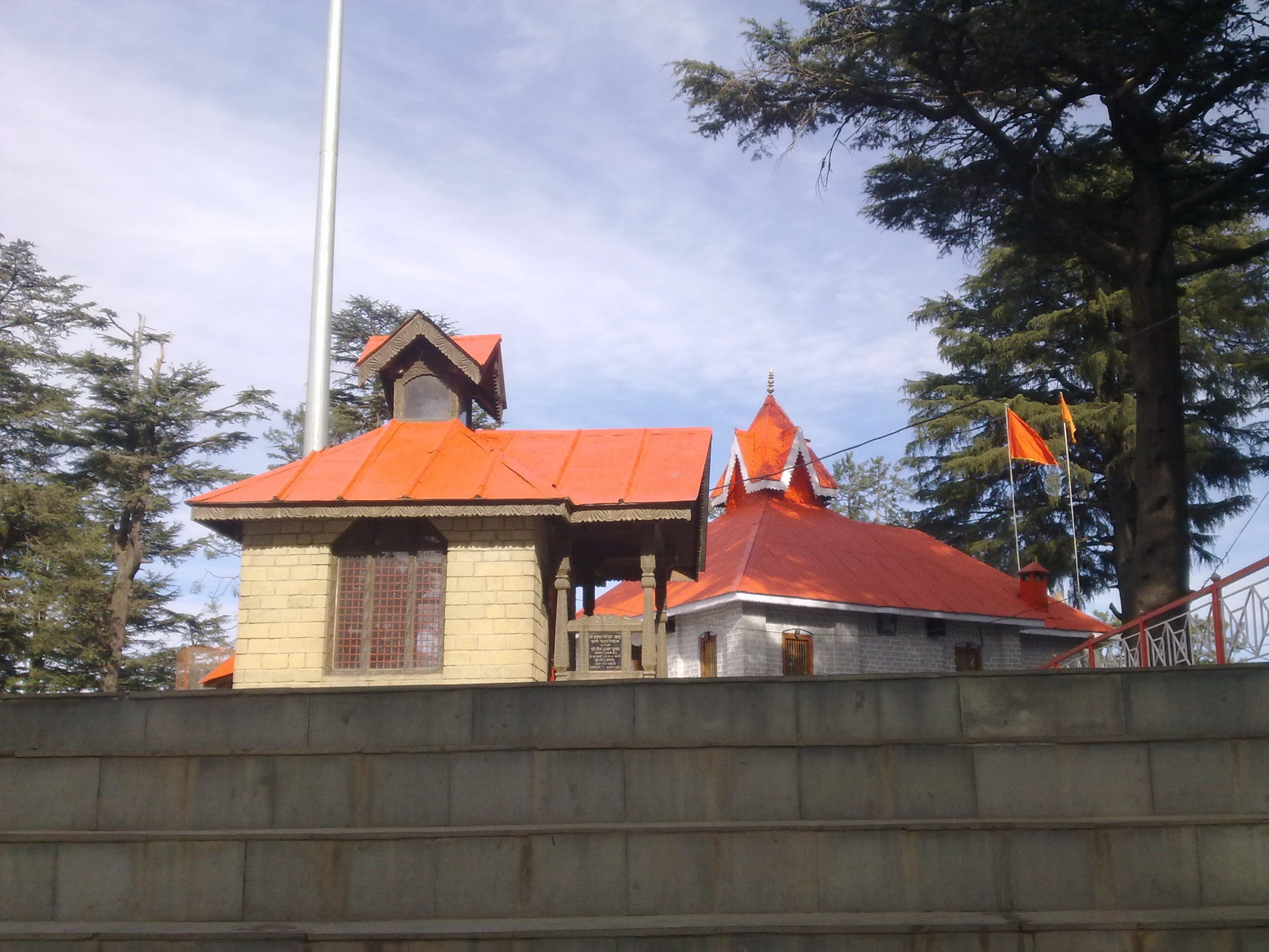 Amazing Place to Visit in Shimla and Kufri-Jakhu Hill and Temple