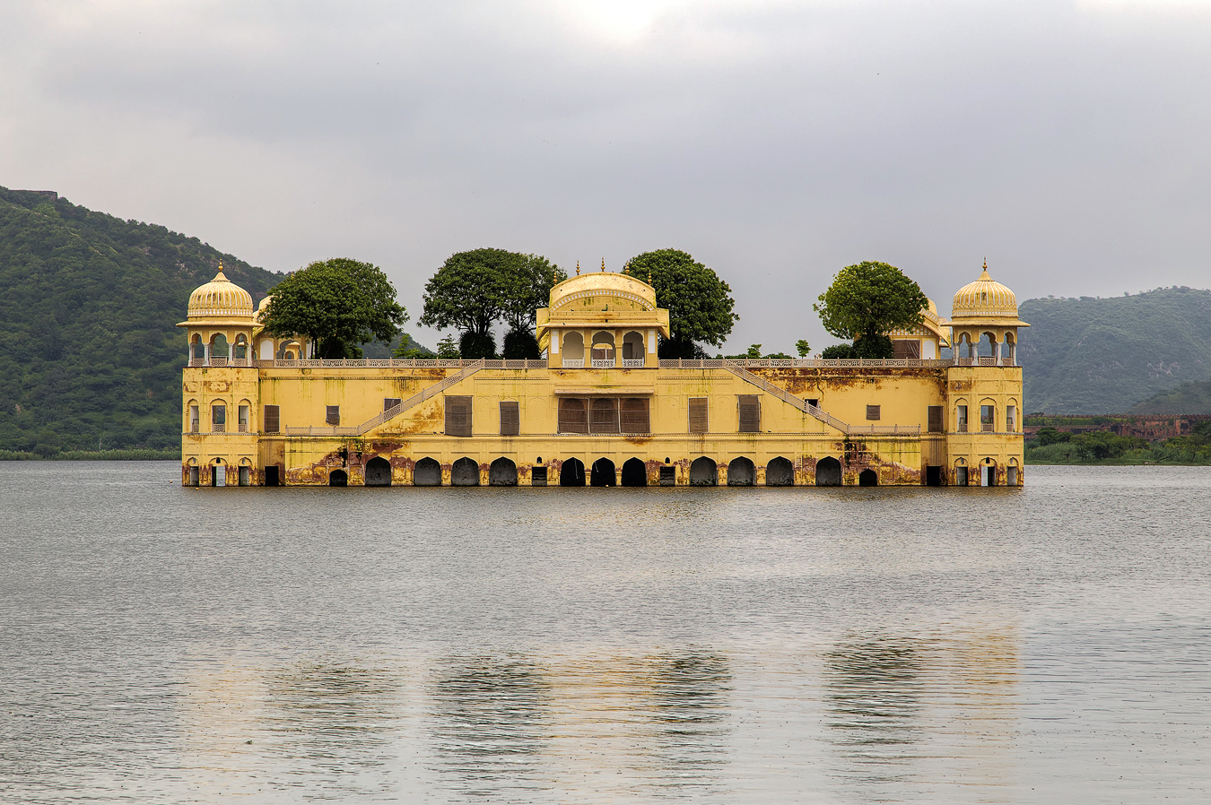 Top Palace To Visit In Jaipur-Jal Mahal