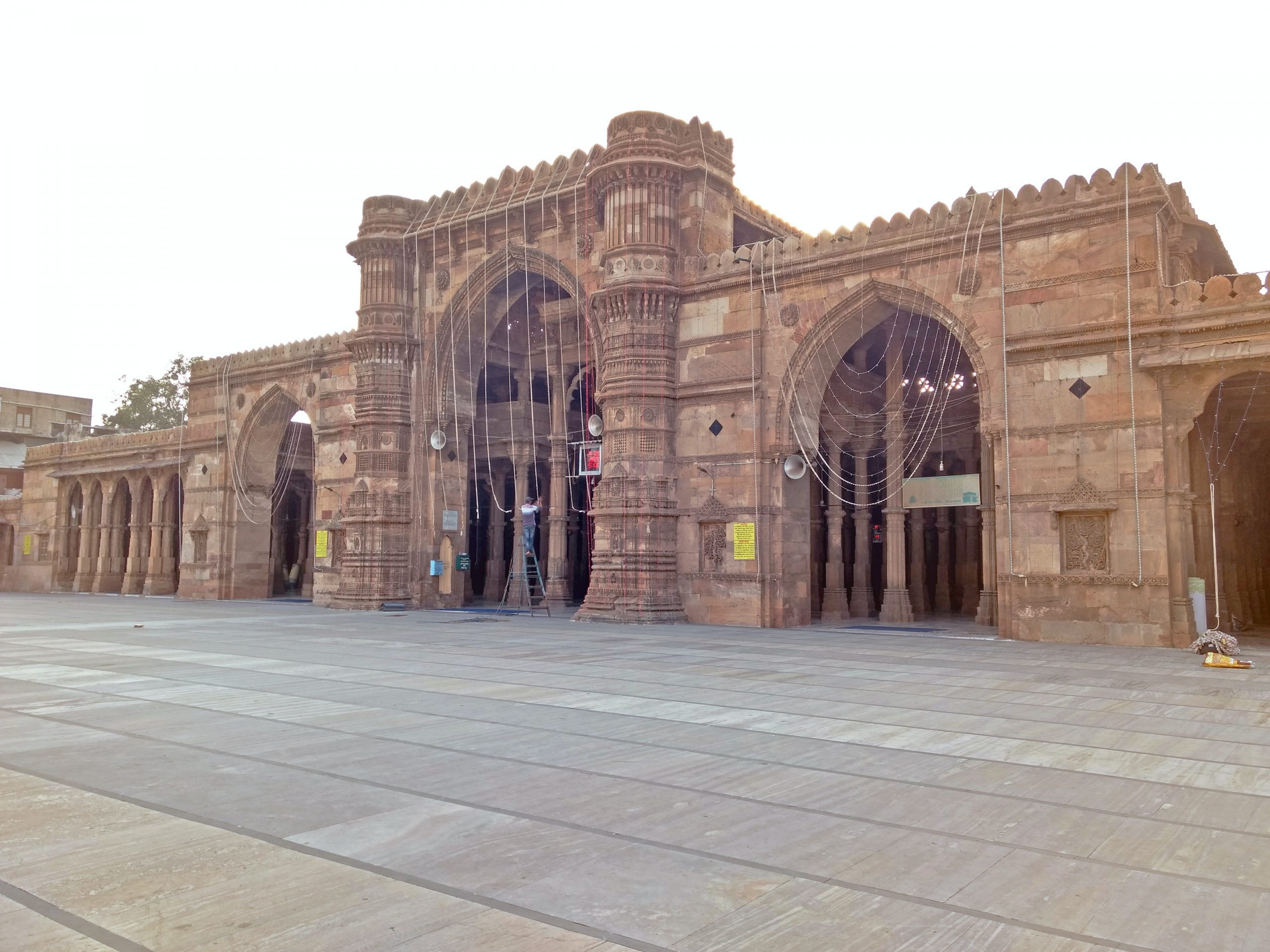 Jama Masjid - Things to Do In Ahmedabad Gujarat