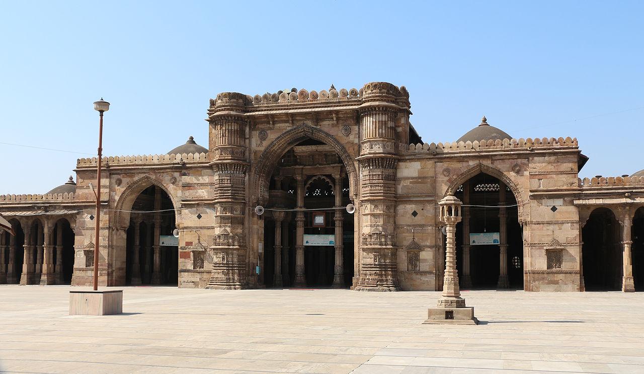 Jama Masjid in Ahmedabad Travel Guide