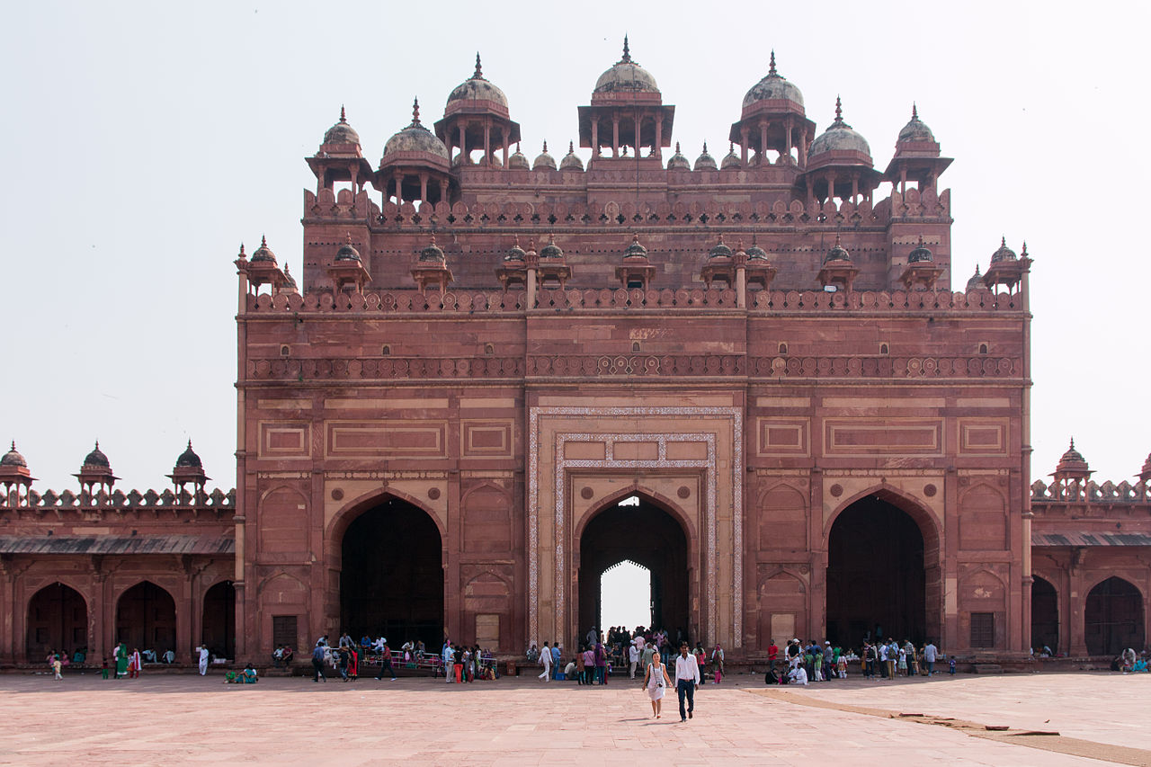 Jama Masjid-Top Place To Visit In Bhopal For A Fantastic Trip
