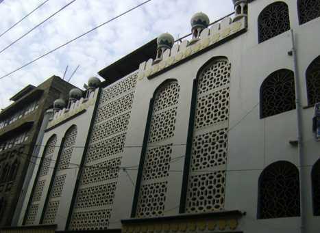 Amazing Destination to Visit In Manipur-Jama Mosque