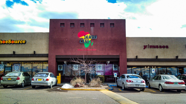 Nice Place to Visit In Santa Fe, New Mexico-Jambo Cafe