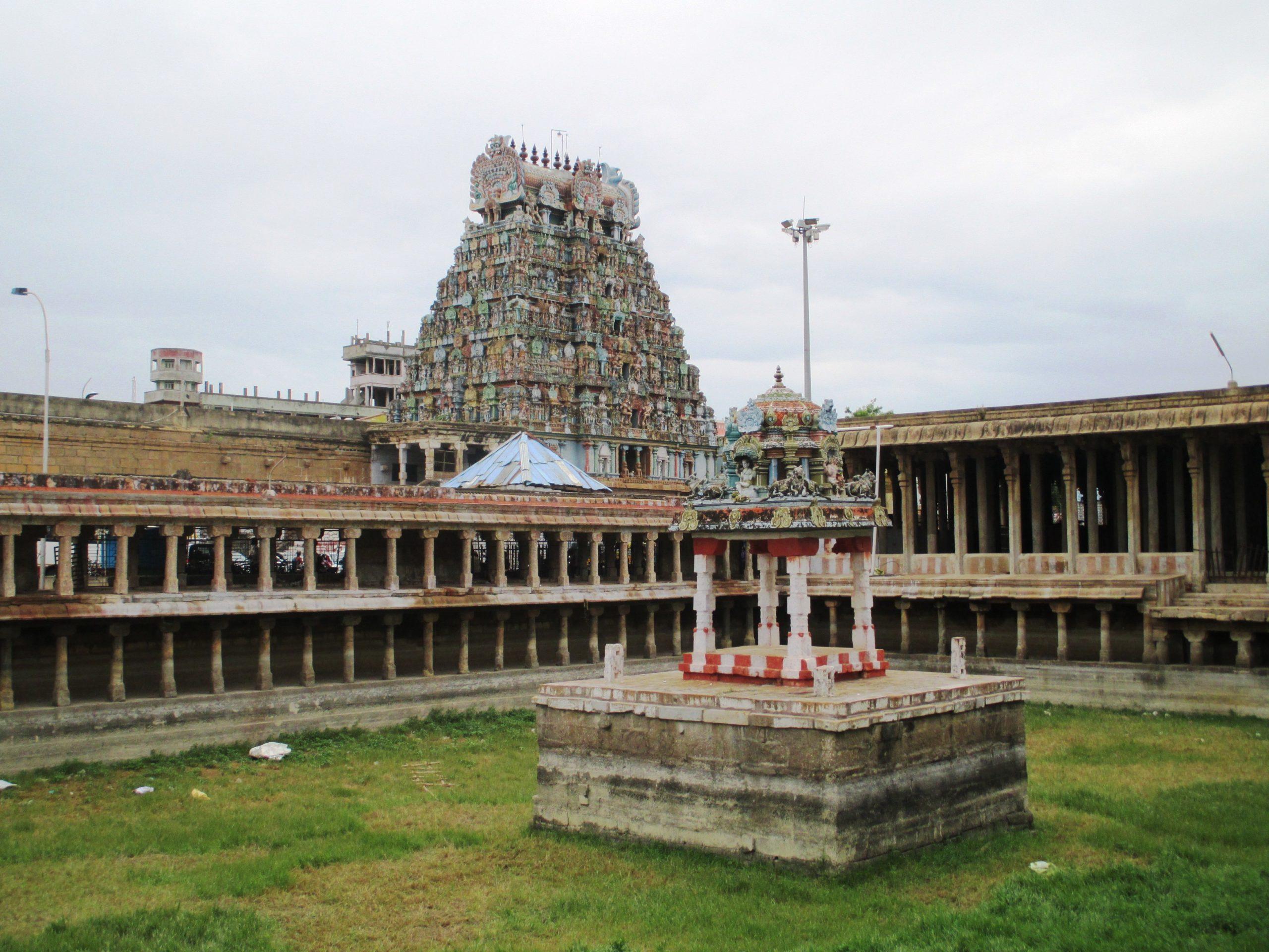 Trichy Temple Visit-Jambukeswarar Temple, Tiruchirappalli, Tamilnadu