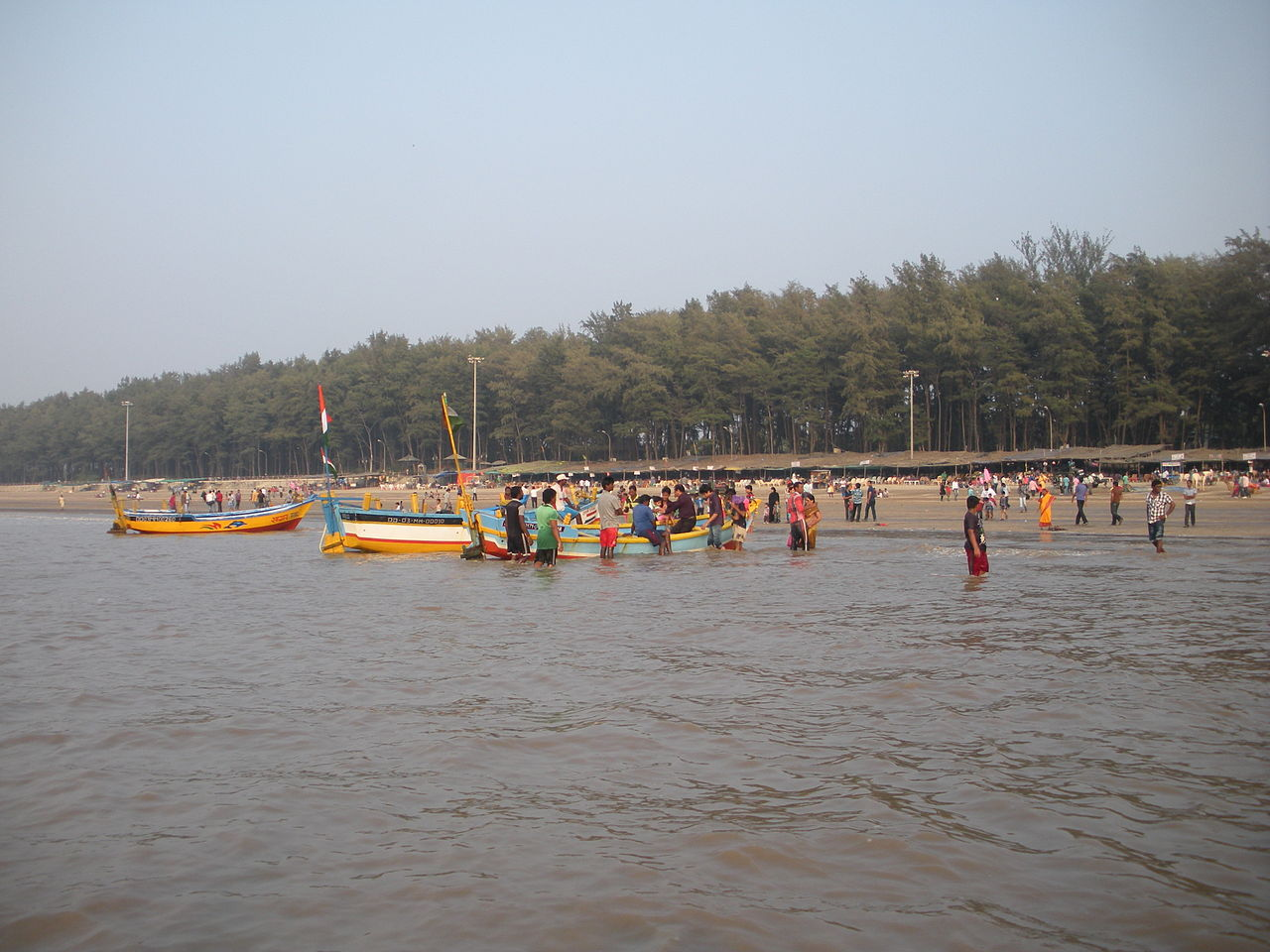 Jampore Beach - Top-Rated Sight-Seeing Destination To Visit in Vapi