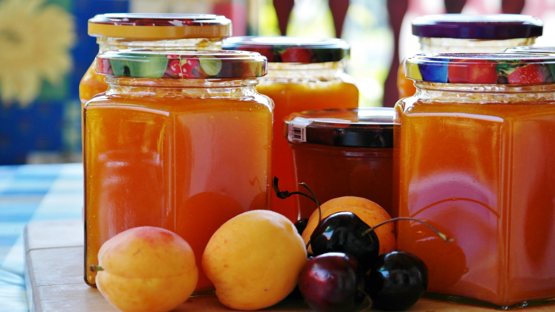 Jams and Juices Buy While Shopping In Pelling