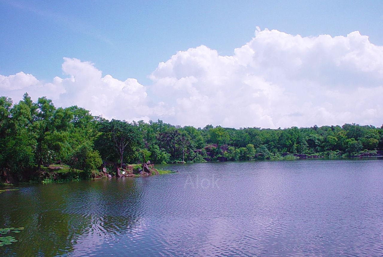 Sight-seeing Weekend Getaways from Bhagalpur, Bihar-Hudco lake, Jamshedpur