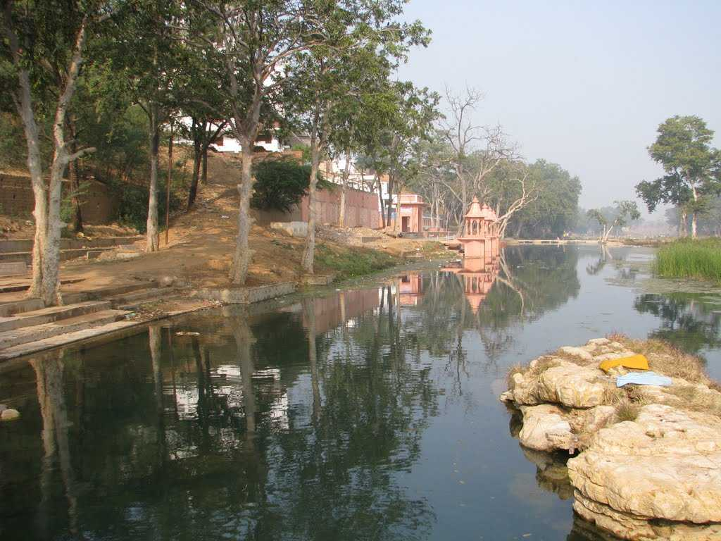 Top Place to Visit in Chitrakoot-Janaki Kund