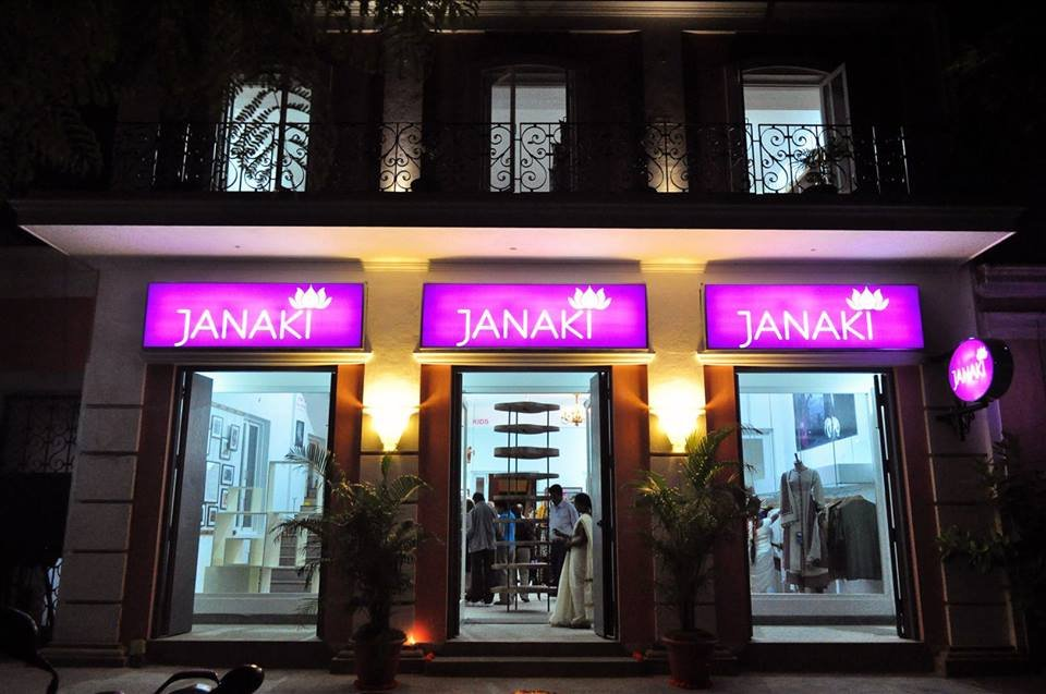Shopping in Puducherry-Janaki