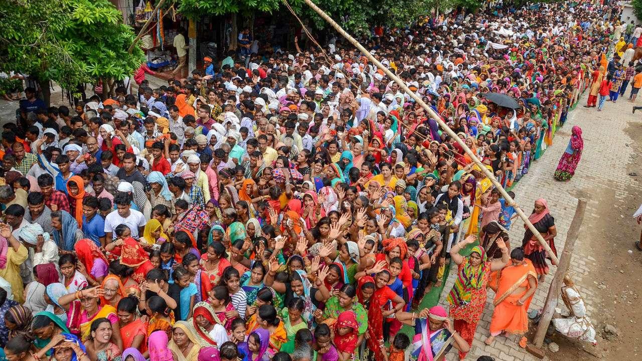 Attraction Festival In Uttar Pradesh-Janmashtami