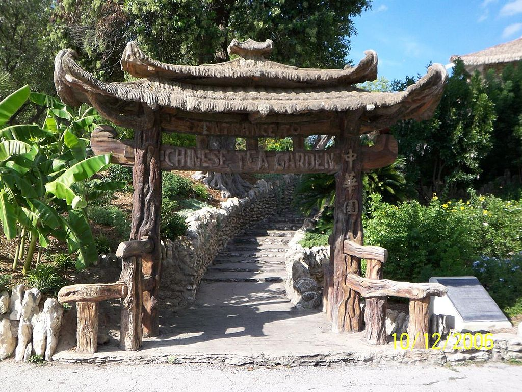 Best Outdoor Activities Options In San Antonio-Japanese Tea Garden