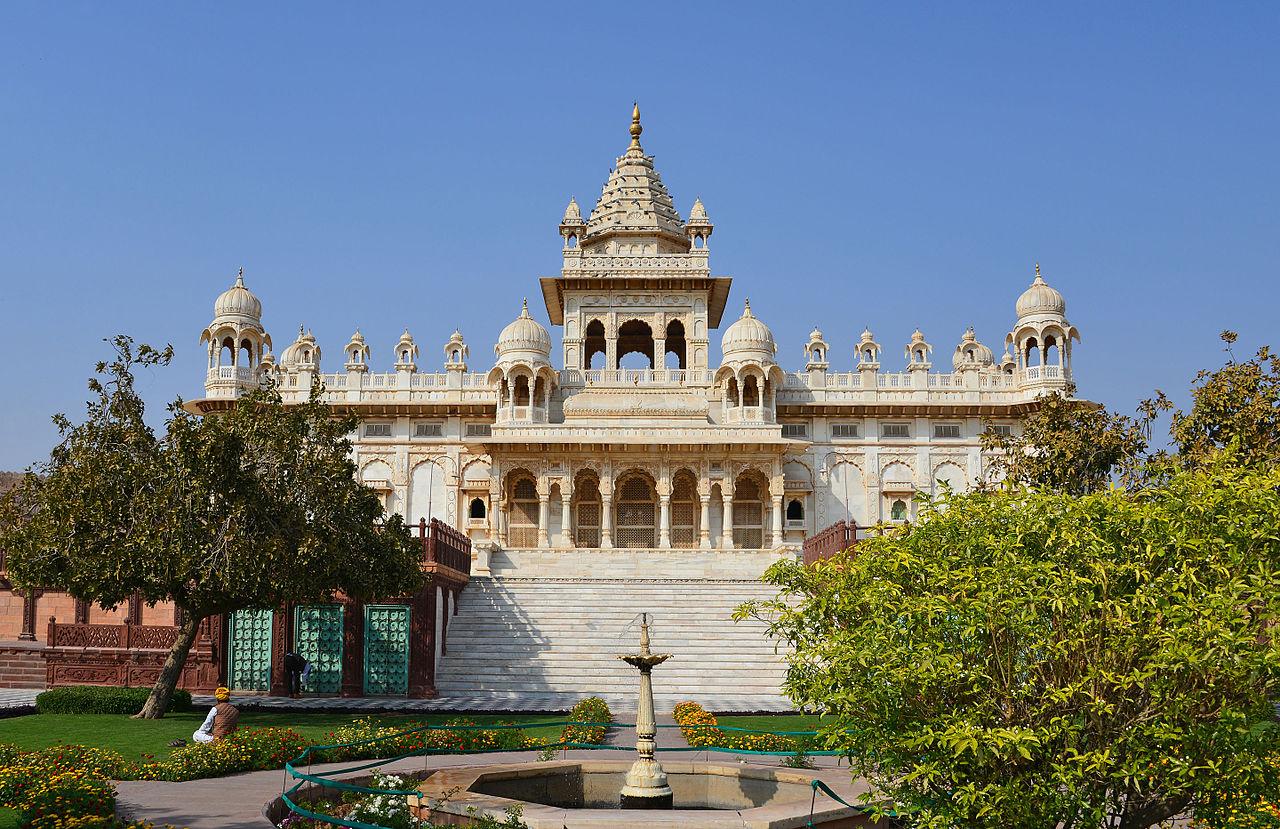 Sight-Seeing Destination in Jodhpur-Jaswant Thada