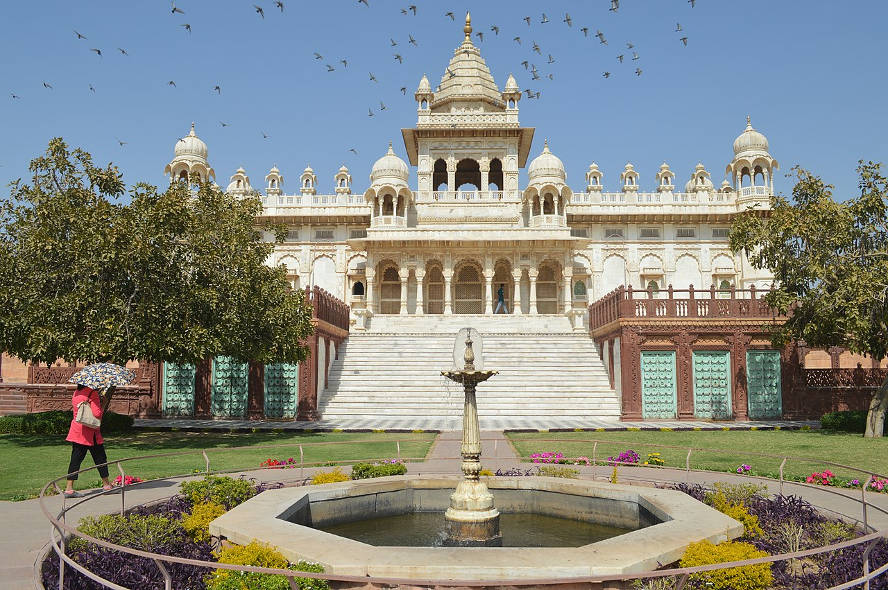 Place to Visit in Jodhpur-Jaswant Thada