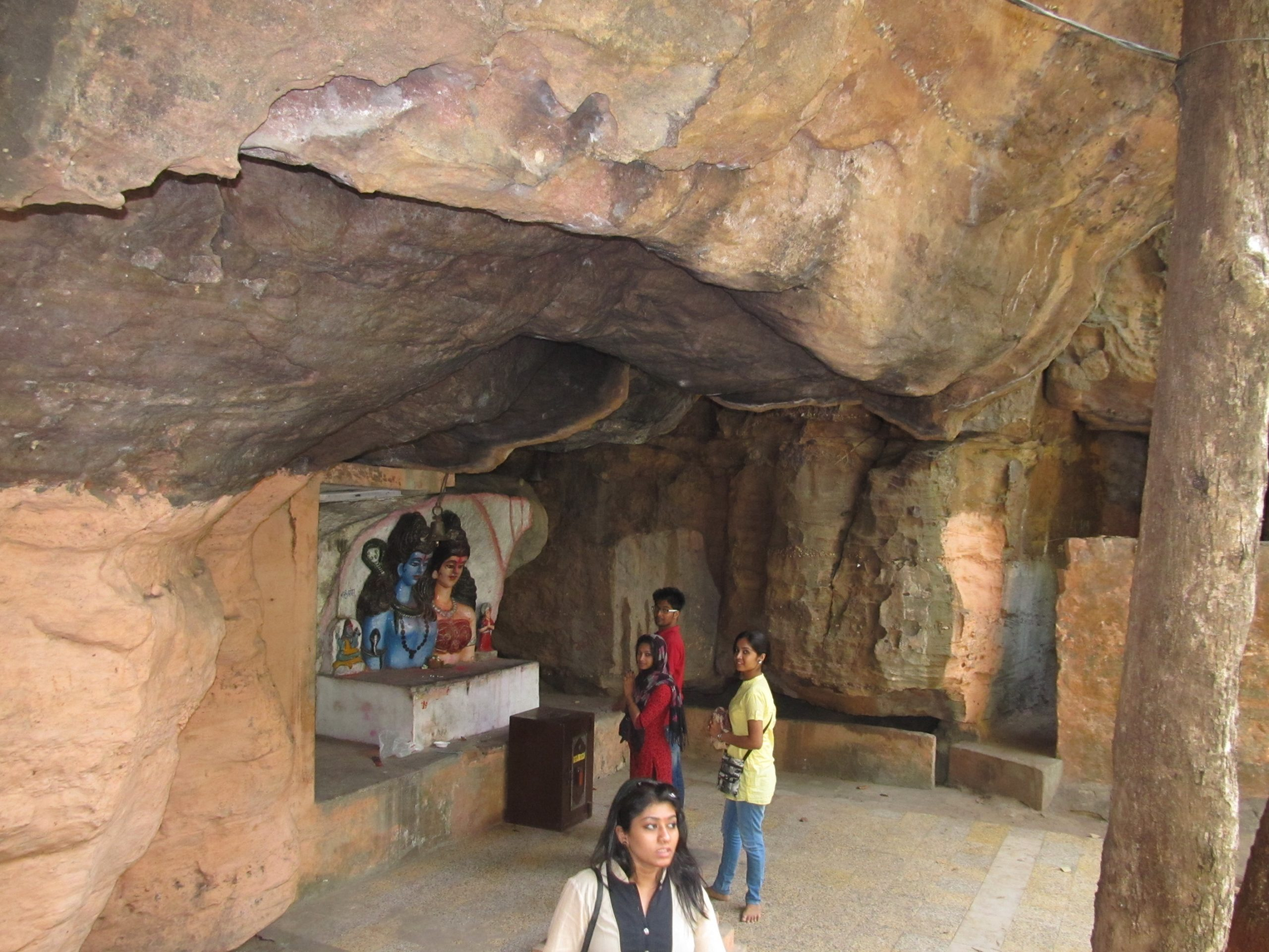 Jata Shankar Cave - Top Sightseeing Spot In Pachmarhi For A Fabulous Trip