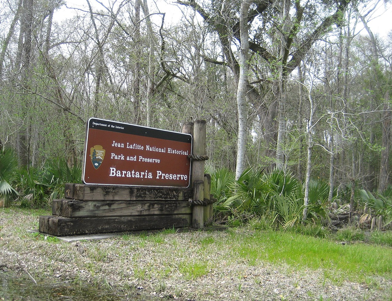 Jean Lafitte National Historical Park And Preserve - Top National Park in Louisiana