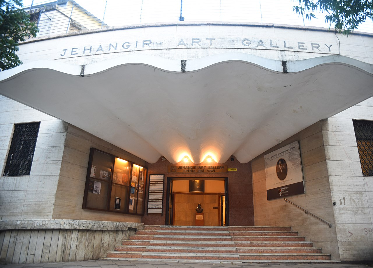 Place to Visit Near The Elephanta Caves, Jehangir Art Gallery