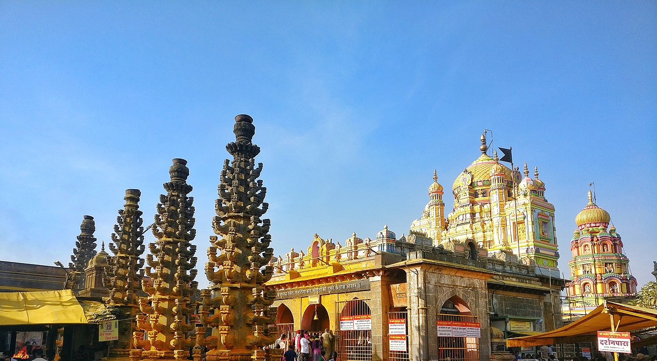 Amazing Temple to Visit in Pune-Jejuri Khandoba Temple