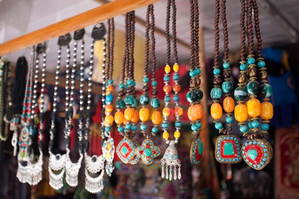 Jewelry and Precious Stones Buy While Shopping In Pelling