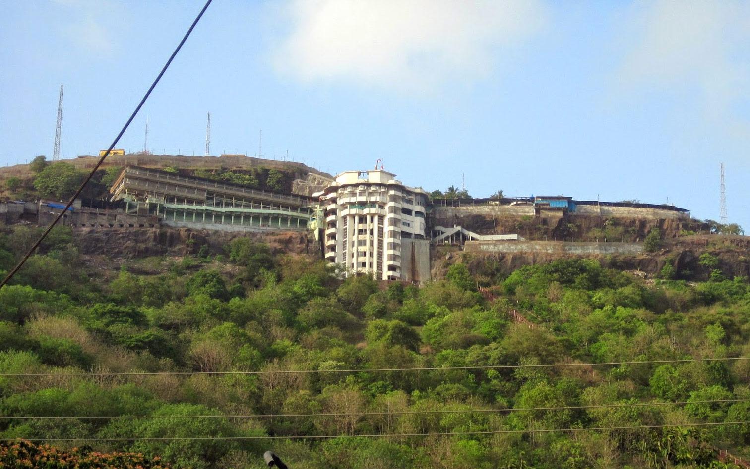 Visit Jivdani Temple: The Temple on a Hill in Virar, Maharashtra