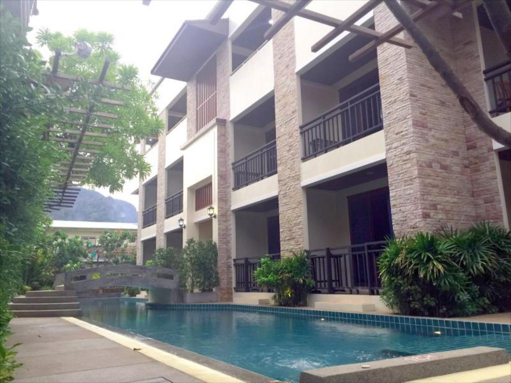 Popular Resort and Hotel For Your Trip to Phi Phi Island-JJ Residence