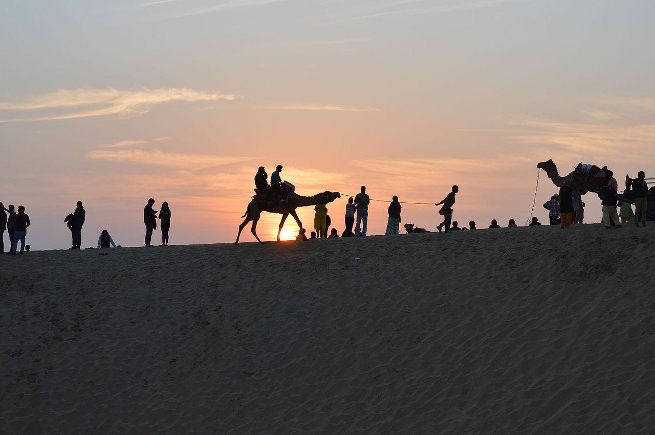 Top-Rated Desert Destination in Rajasthan-Jodhpur Desert