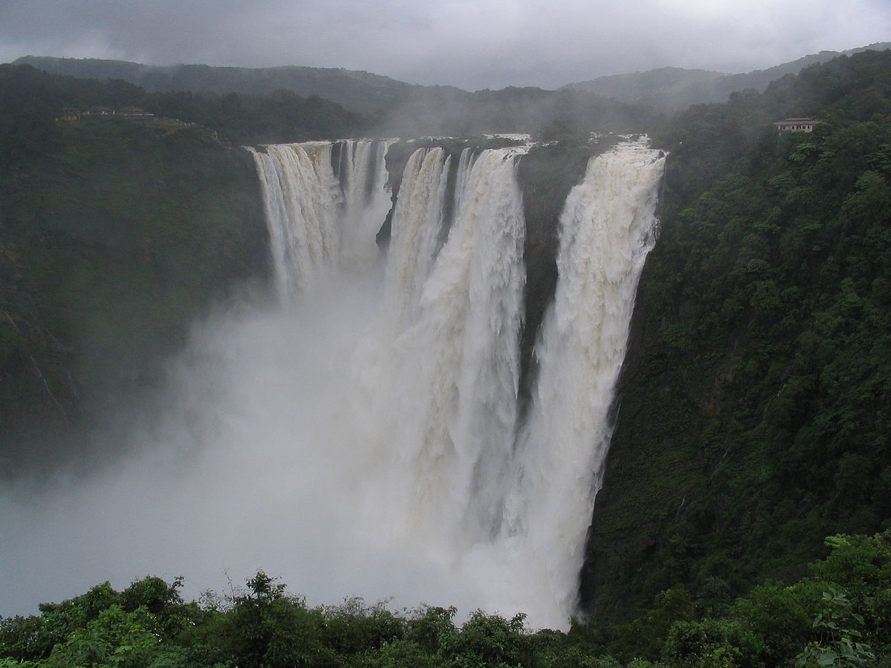 Jog Falls (Shimoga) Tourism The Second-Highest Waterfall in India