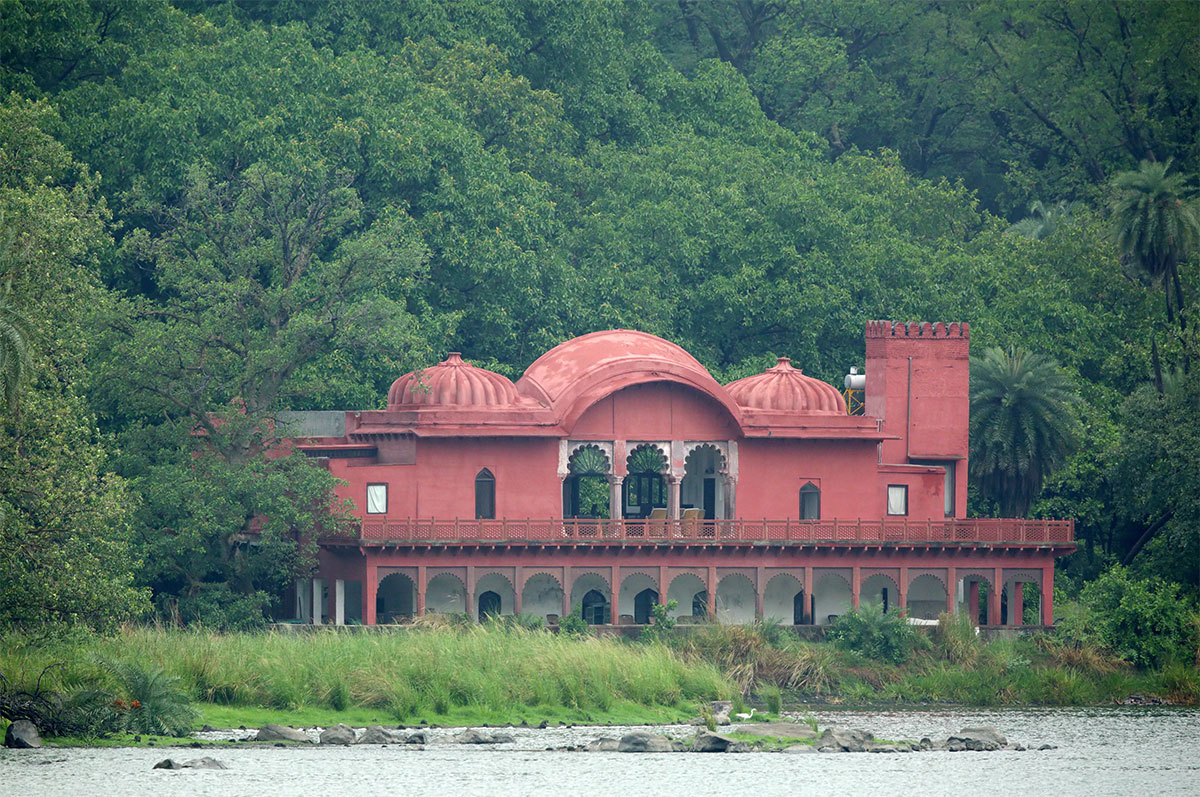 Famous Place to Visit in Ranthambore-Jogi Mahal
