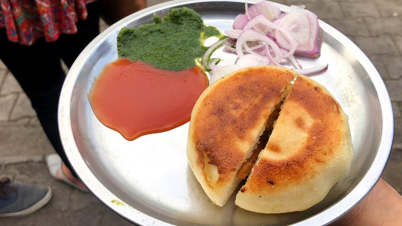 Johny Hot Dog-Popular Street Food Dish From Indore