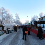 Jokkmokk: A Small Swedish Town known for its hospitality, good food, and live music