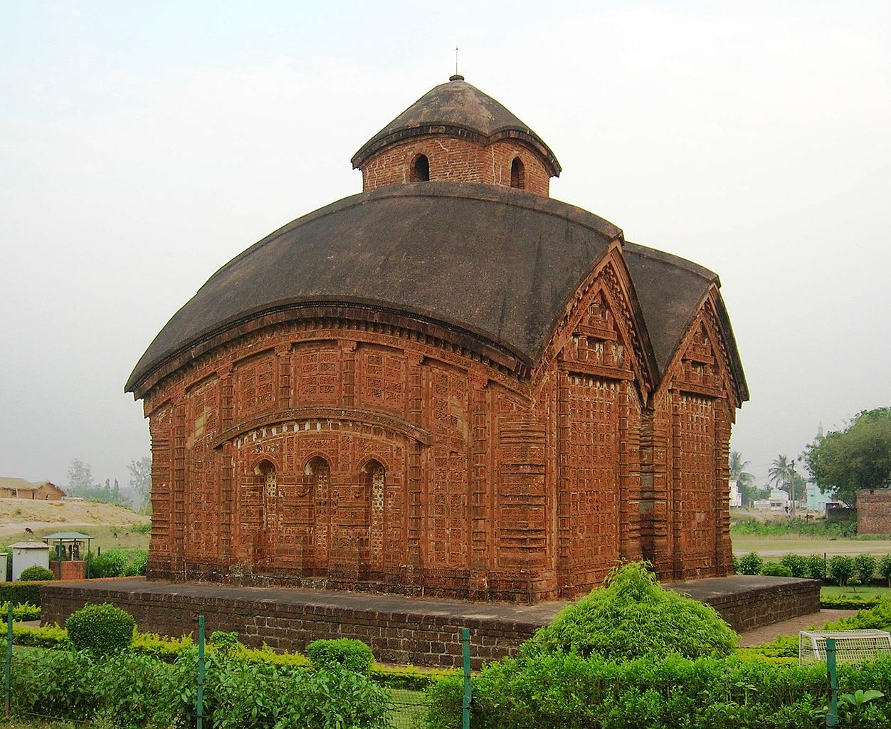 Popular Historical Monuments to See in West Bengal-Jor Bangla Temple