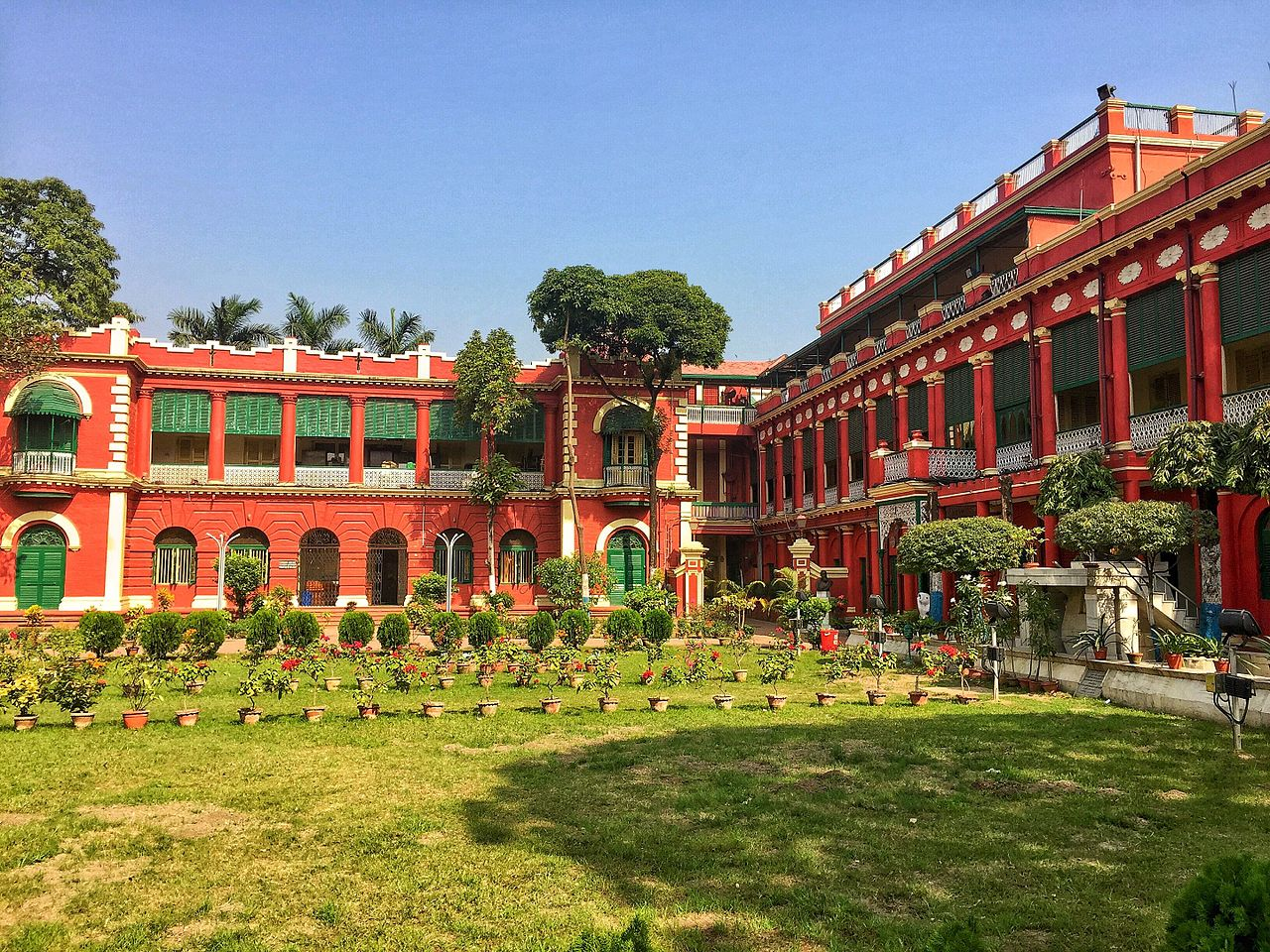 Best Historical Monuments to See in West Bengal-Jorasanko Thakur Bari