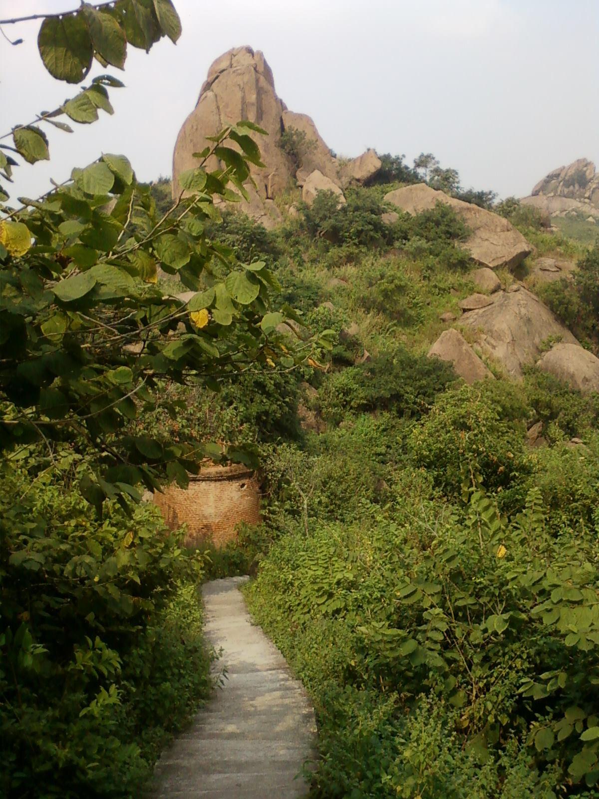 Sight-seeing Place to Visit in Purulia-Joychandi Pahar