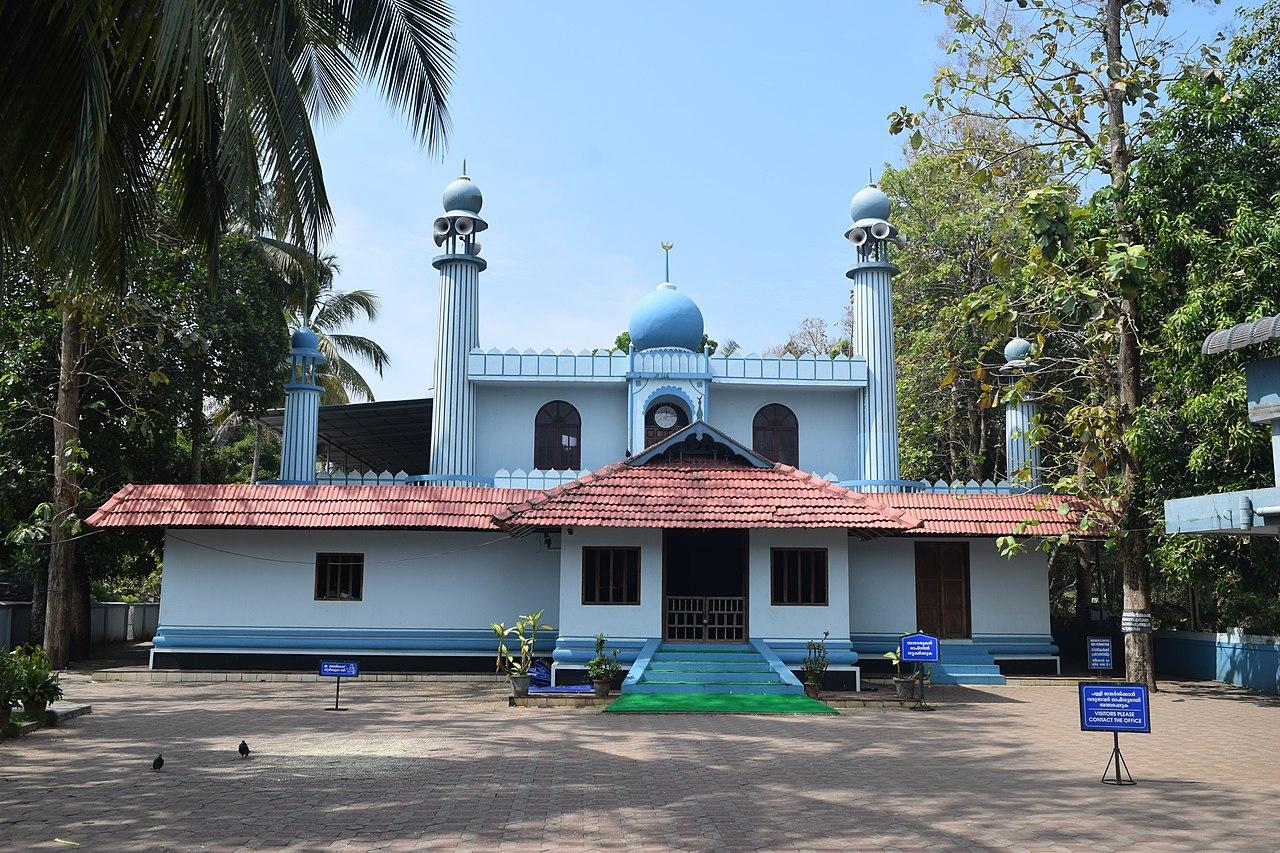 Beautiful Attraction in Kumarakom-Juma Masjid
