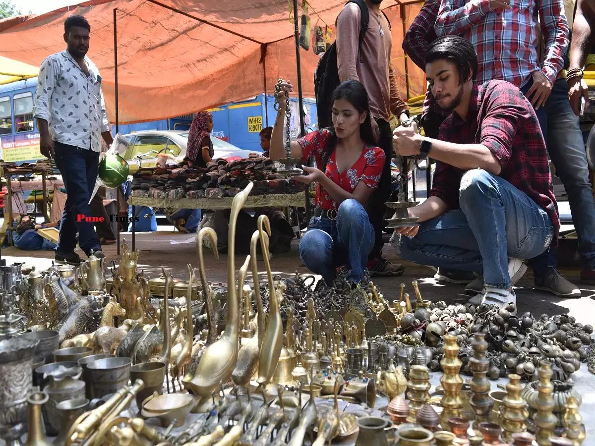 Juna Bazaar - Amazing Shopping Spot in Pune