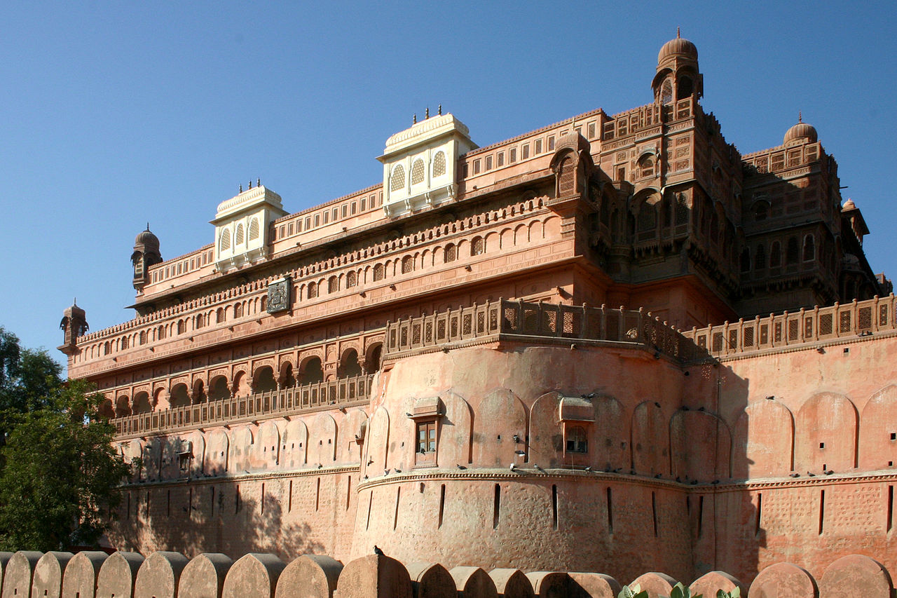 Junagarh Fort - Popular Place to Visit in Bikaner, Rajasthan