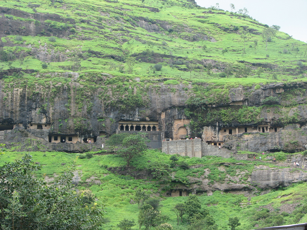 Best Place Near Shivneri Fort-Junnar Caves