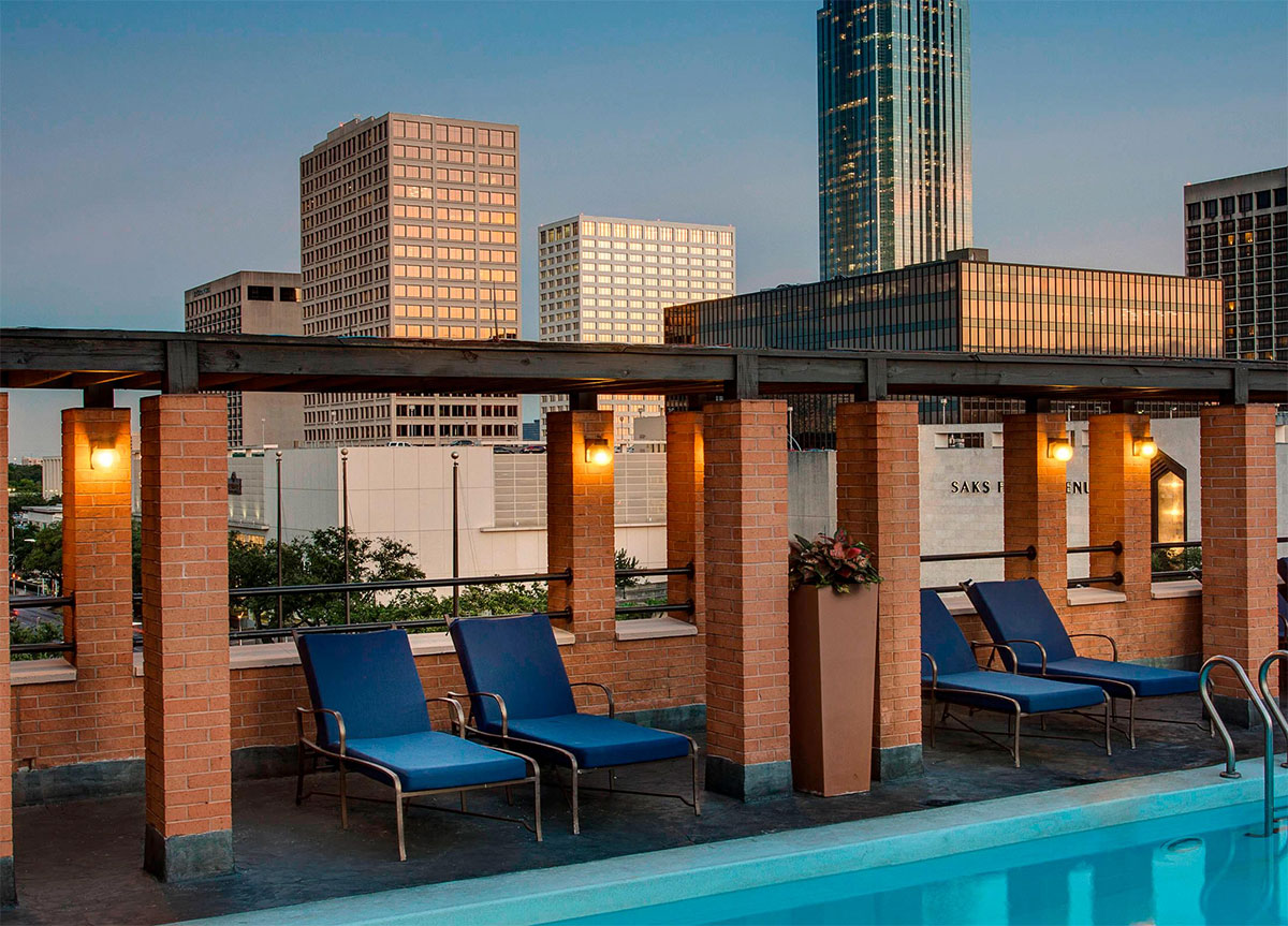 Most Beautiful Hotel in Houston-JW Marriott Houston by the Galleria