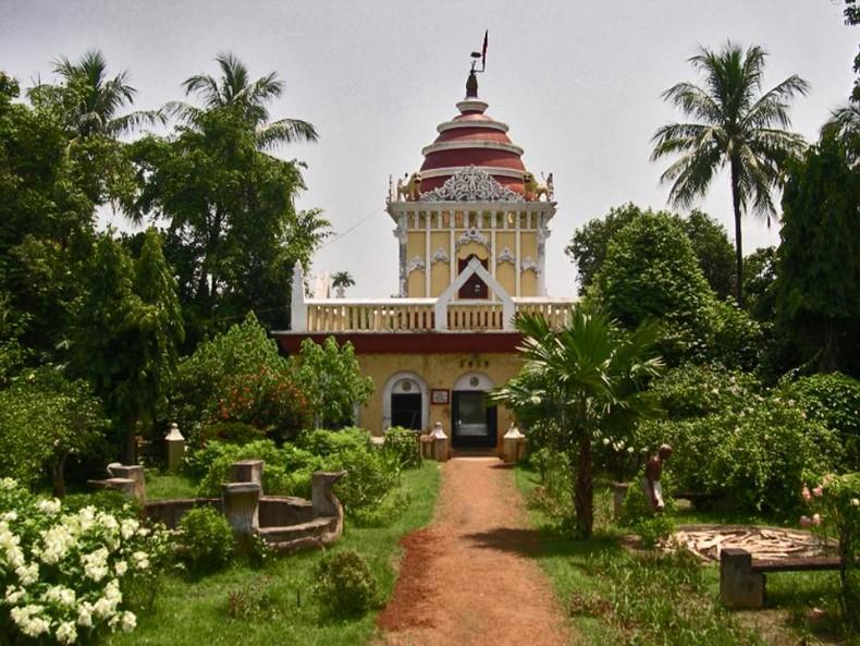 Popular Place Near Serampore-Baripada, Jwala Mukhi Temple