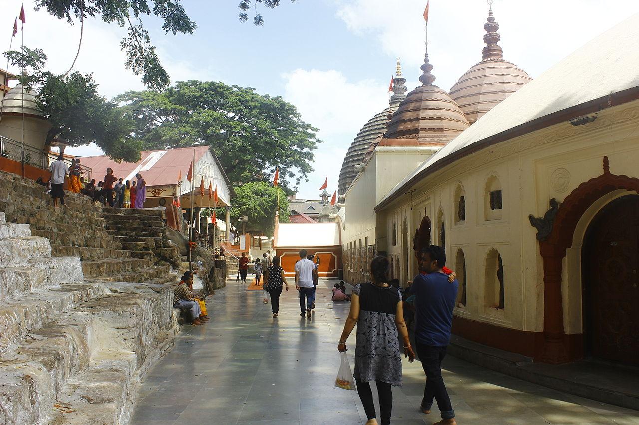 Top Destination In Assam-Kamakhya Temple, Guwahati