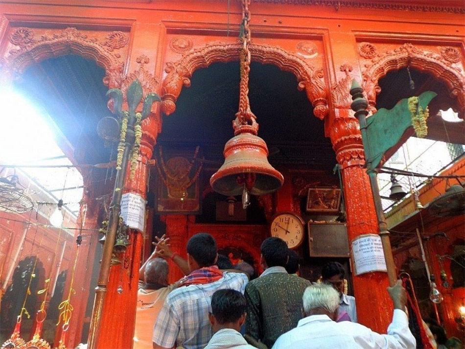 Kaal Bhairav Temple in Varanasi, Uttar Pradesh